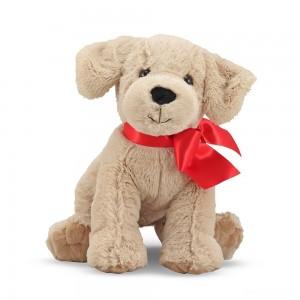 Melissa & Doug Sunny Yellow Lab - Stuffed Animal Puppy Dog - Sale