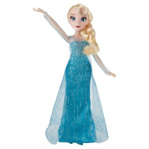 Disney Frozen Classic Fashion - Elsa Doll - Sale