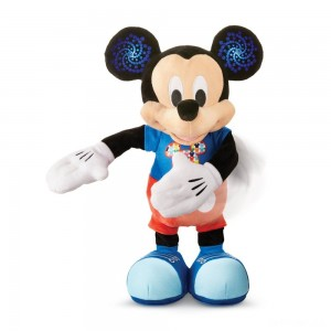 Mickey Mouse Hot Dog Dance Break Plush - Sale