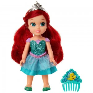 Disney Princess Petite Ariel Fashion Doll - Sale