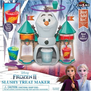 Disney Frozen 2 Slushy Treat Maker Activity Kit - Sale