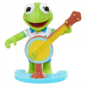 Disney Junior Muppet Babies Poseable Kermit - Sale