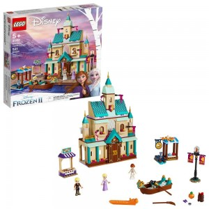LEGO Disney Princess Frozen 2 Arendelle Castle Village 41167 Toy Castle Building Set for Imaginative Play - Sale