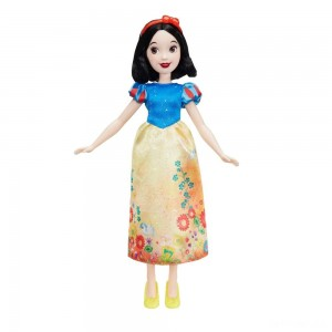 Disney Princess Royal Shimmer - Snow White Doll - Sale