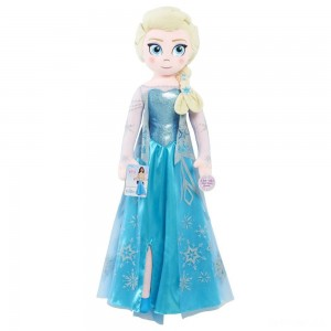 Disney Frozen Jumbo Singing Elsa - Sale