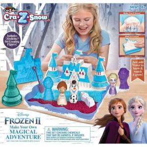 Disney Frozen 2 Make Your Own Magical Adventure Craft Activity Kit - Sale