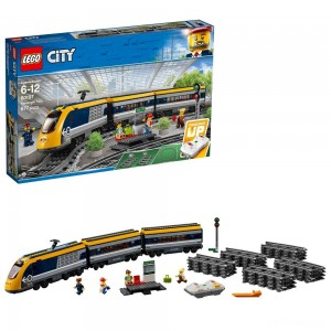 LEGO City Passenger Train 60197 - Sale