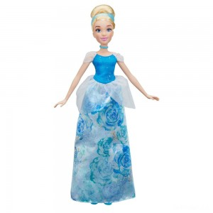 Disney Princess Royal Shimmer - Cinderella Doll - Sale