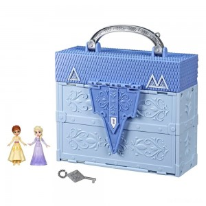 Disney Frozen 2 Pop Adventures Arendelle Castle Playset With Handle - Sale