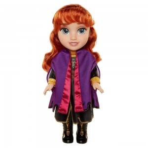 Disney Frozen 2 Anna Adventure Doll - Sale