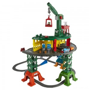 Fisher-Price Thomas & Friends Super Station Trackset - Sale