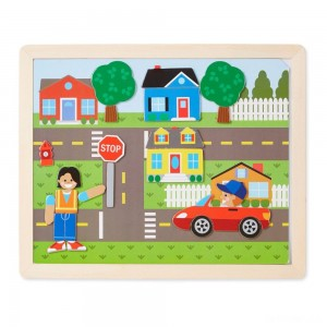Melissa & Doug Magnetic Matching Picture Game 119pc - Sale