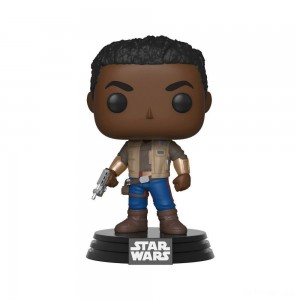 Funko POP! Star Wars: The Rise of Skywalker - Finn - Sale