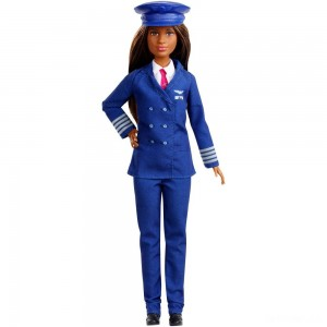 Barbie Careers 60th Anniversary Pilot Doll - Sale