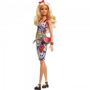 Barbie Crayola Color-in Fashions Doll & Fashions - Sale