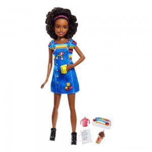 Barbie Skipper Babysisters Inc. Doll - Brunette - Sale