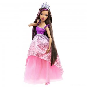 "Barbie Dreamtopia Princess 17"" Nikki Doll - Sale"