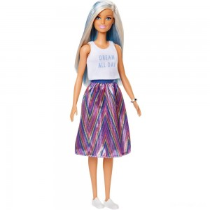 Barbie Fashionistas Doll #120 Dream All Day - Sale
