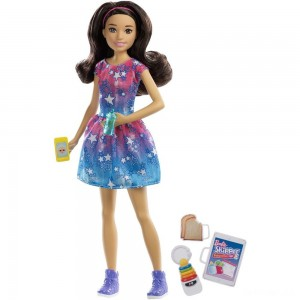 Barbie Skipper Babysitters Inc. Brunette Doll Playset - Sale