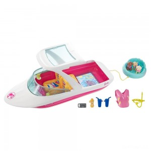 Barbie Dolphin Magic Ocean View Boat - Sale