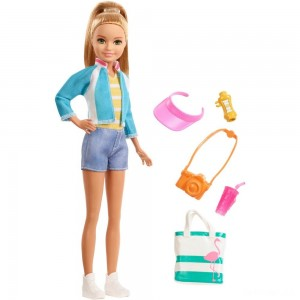 Barbie Travel Stacie Doll - Sale