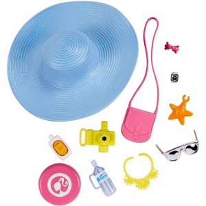 Barbie Fashion Sightseeing Accessory Pack - Sale