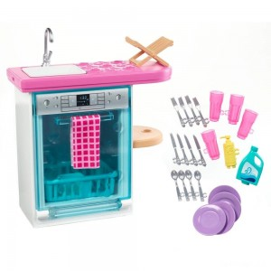 Barbie Dishwasher Accessory - Sale