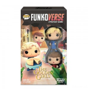 Funkoverse Board Game: The Golden Girls #100 Expandalone - Sale