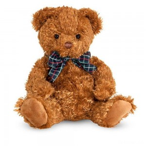 Melissa & Doug Chestnut - Classic Teddy Bear Stuffed Animal - Sale