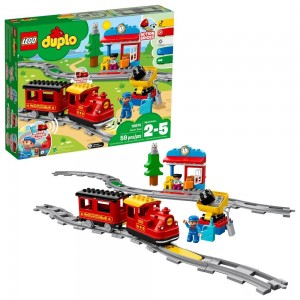 LEGO DUPLO Town Steam Train 10874 - Sale