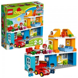 LEGO DUPLO Town Family House 10835 - Sale
