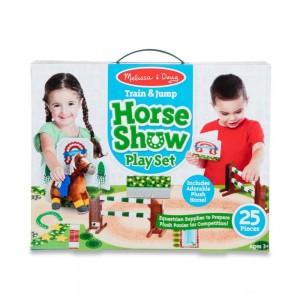 Melissa & Doug Horse Show Equestrian Playset 25pc - Sale