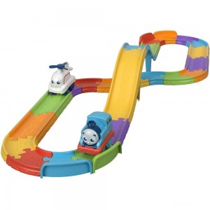 Fisher-Price My First Thomas & Friends On-the-Go Train Set - Sale