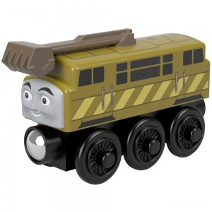 Fisher-Price Thomas & Friends Wood Diesel 10 - Sale