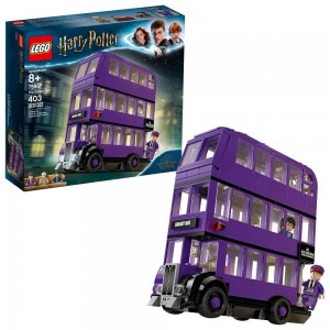 LEGO Harry Potter The Knight Bus 75957 Triple Decker Toy Bus Building Kit 403pc - Sale