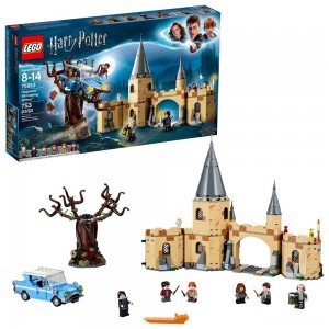 LEGO Harry Potter Hogwarts Whomping Willow 75953 - Sale