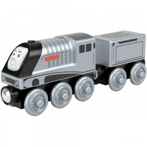 Fisher-Price Thomas & Friends Wood Spencer Engine - Sale