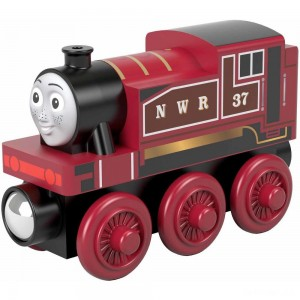 Fisher-Price Thomas & Friends Wood Rosie Engine - Sale
