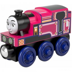 Fisher-Price Thomas & Friends Wood Ashima Engine - Sale