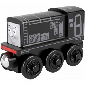 Fisher-Price Thomas & Friends Wood Diesel Engine - Sale