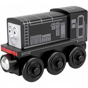 Fisher-Price Thomas & Friends Wood Diesel Engine - Sale