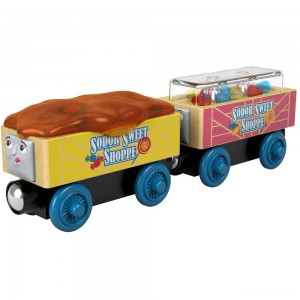 Fisher-Price Thomas & Friends Wood Candy Cars - Sale