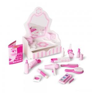 Melissa & Doug Beauty Salon Playset 18pc - Sale