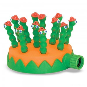 Melissa & Doug Sunny Patch Grub Scouts Sprinkler Toy With Hose Attachment, Kids Unisex - Sale