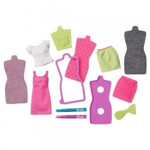 Barbie D.I.Y. Fashion Design Plates Accessory - Purple and Blue - Sale