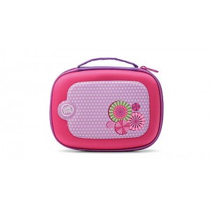 "LeapFrog® 5"" Carrying Case (Pink) Ages 3-9 yrs [Sale]"