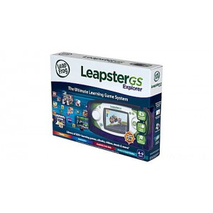LeapsterGS Explorer™ Ages 4-9 yrs [Sale]