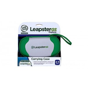LeapsterGS Explorer™ Carrying Case Ages 4-9 yrs [Sale]