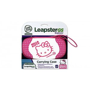 LeapsterGS™ Hello Kitty® Carrying Case Ages 4-9 yrs [Sale]