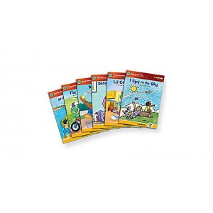 LeapReader™ Book Set: Learn to Read, Volume 2 Ages 4-7 yrs.
